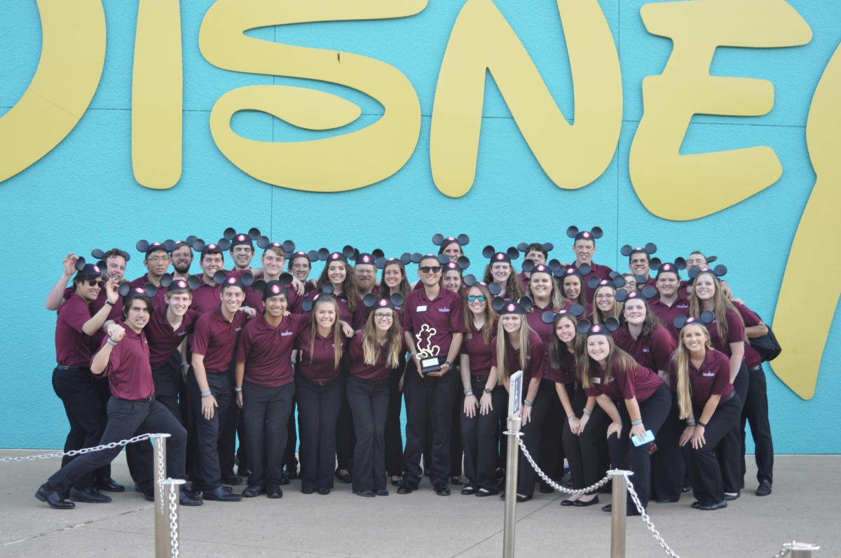 CS takes Disney!