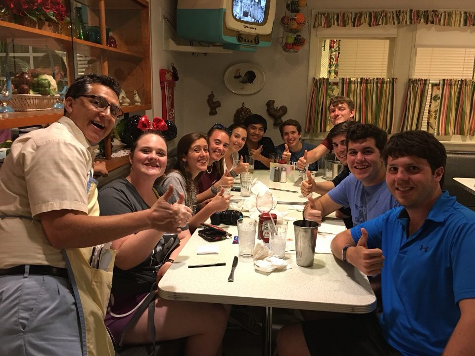 Disney Dinner